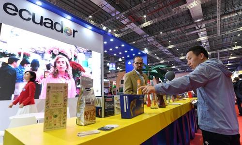 Ecuador seeks to bolster trade ties with China