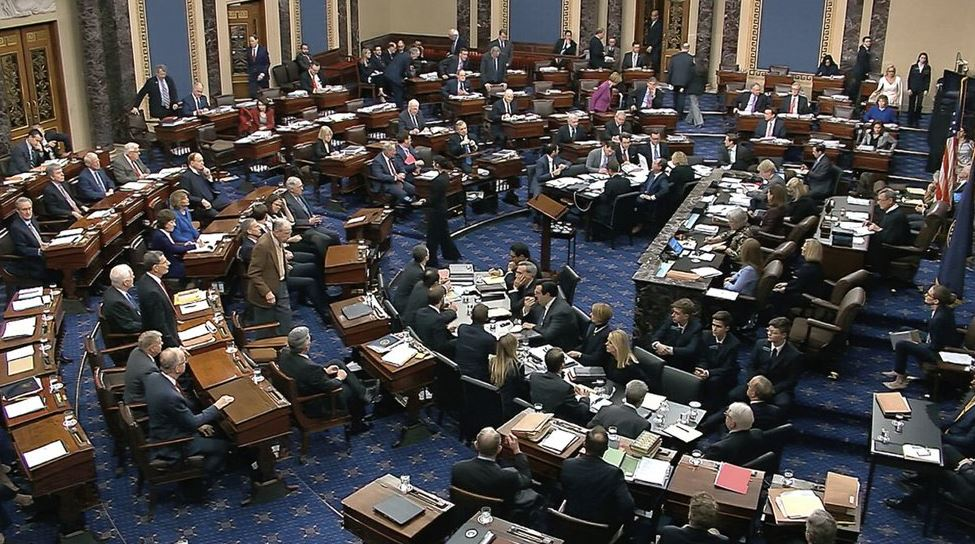 US Senate votes not to call new witnesses in impeachment trial
