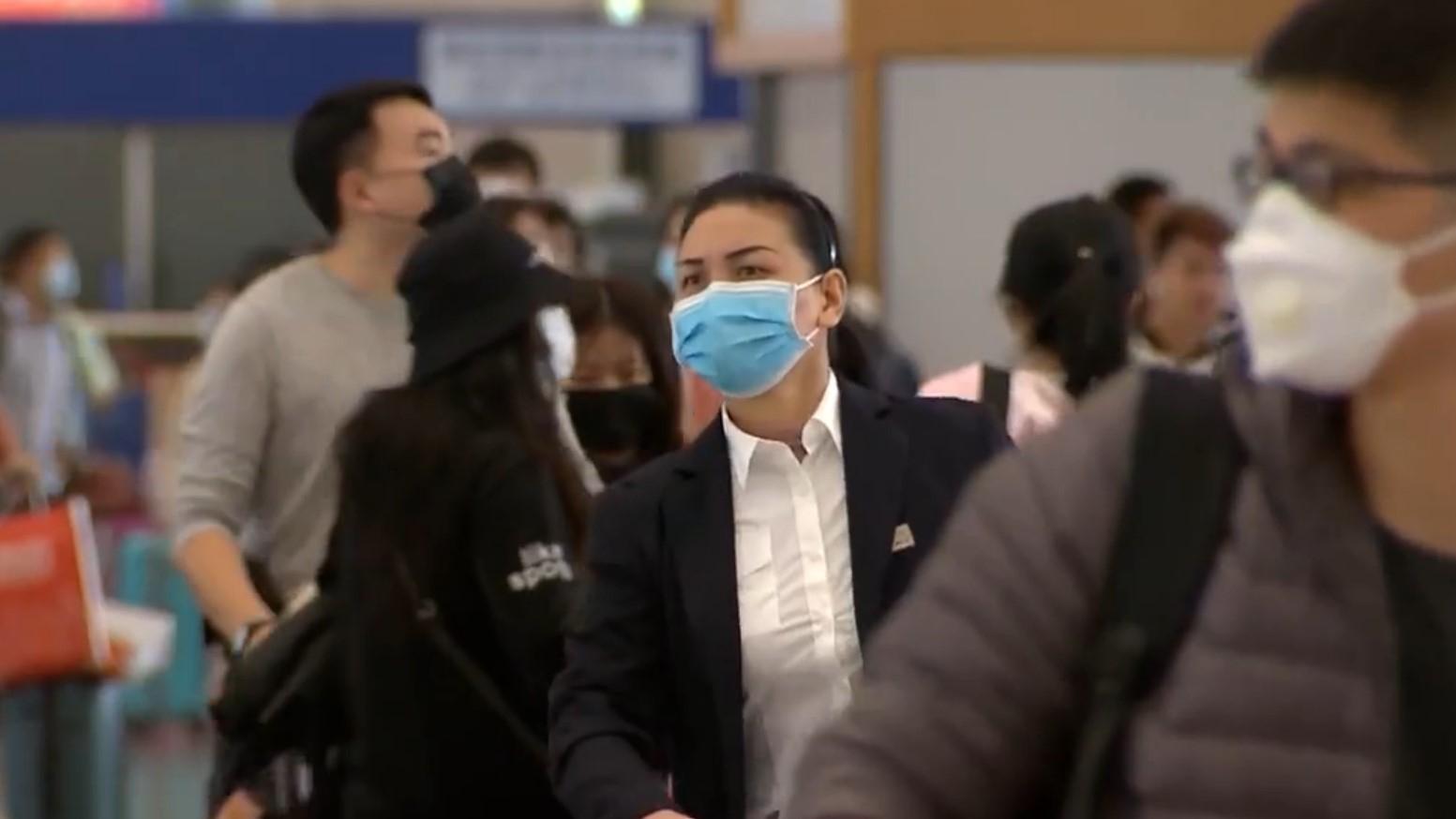 Shanghai to launch body temperature checks at subway stations