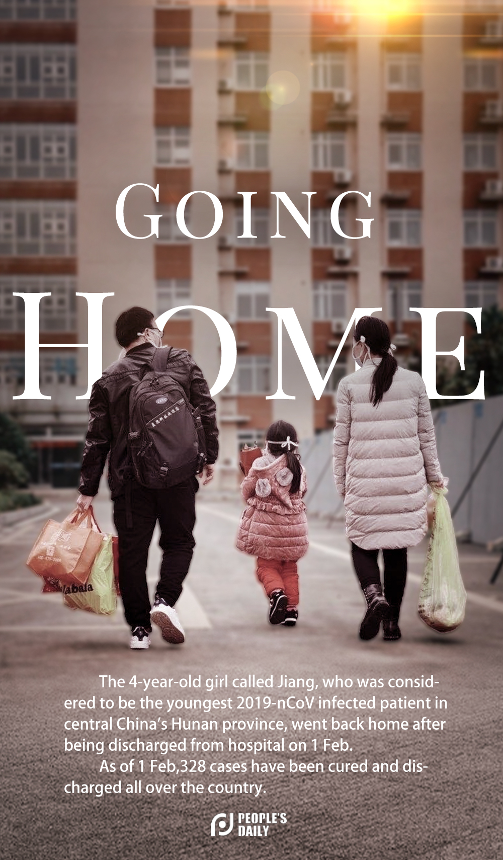 Poster: Going home