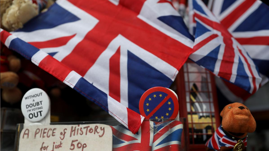 Celebrations and disappointment mark divided UK's EU departure