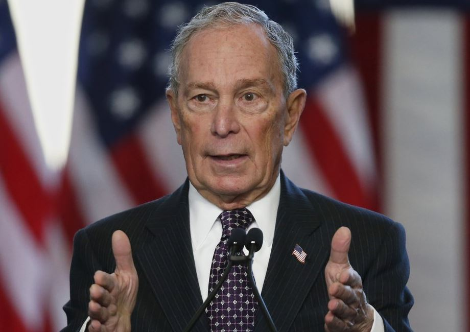 Billionaire Bloomberg proposes tax plan aimed at wealthy