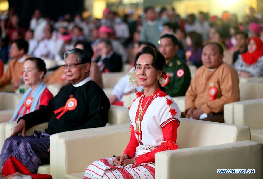 Ethnics culture festival kicks off in Myanmar