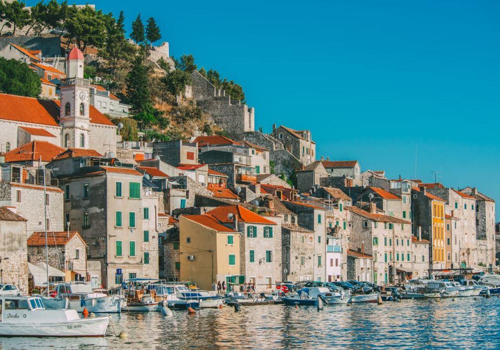 Croatian port city Rijeka becomes European capital of culture