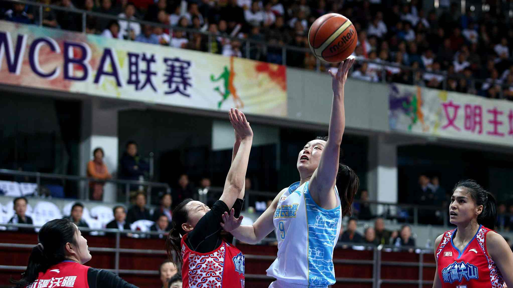 China's WCBA league postponed amid epidemic concern