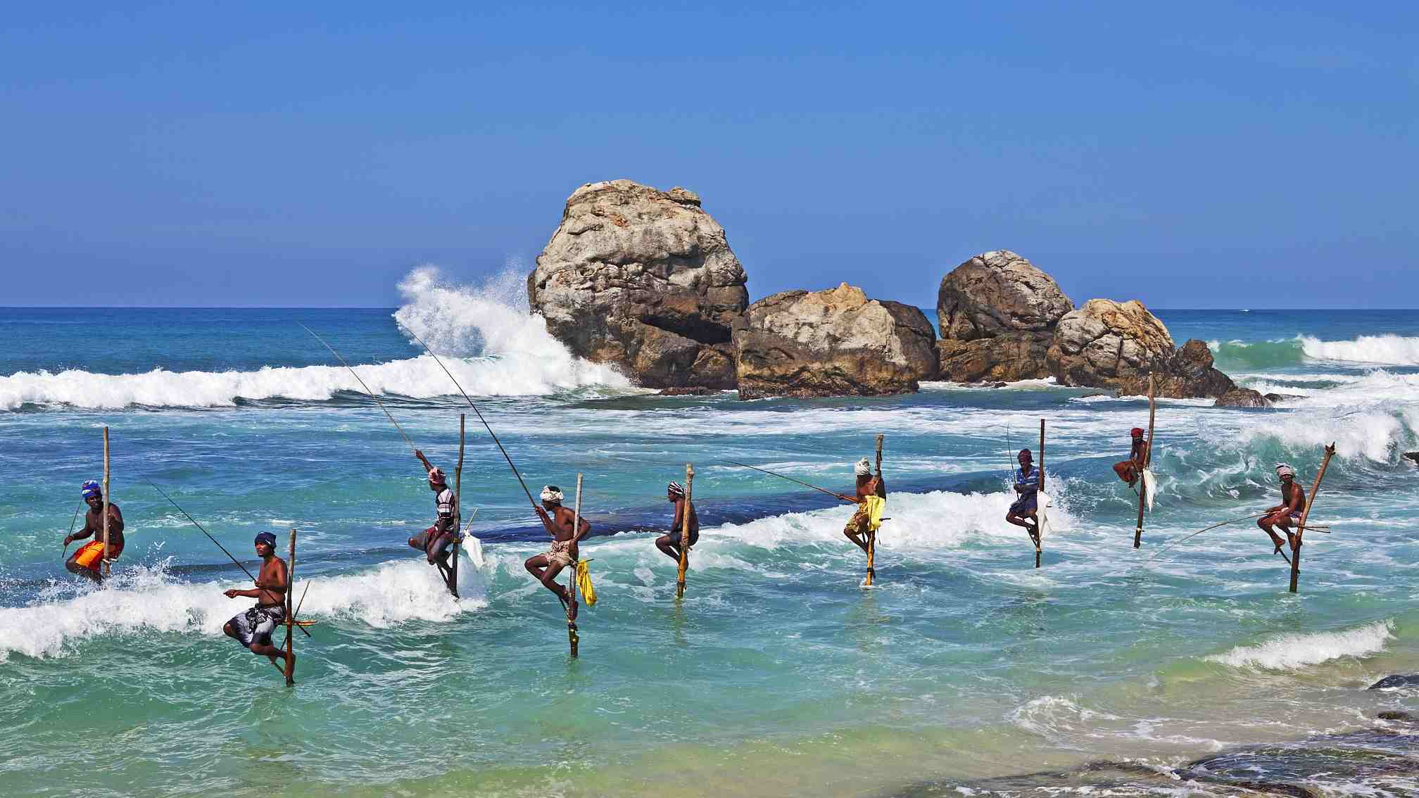 Sri Lanka launches new 'road map' for travelers