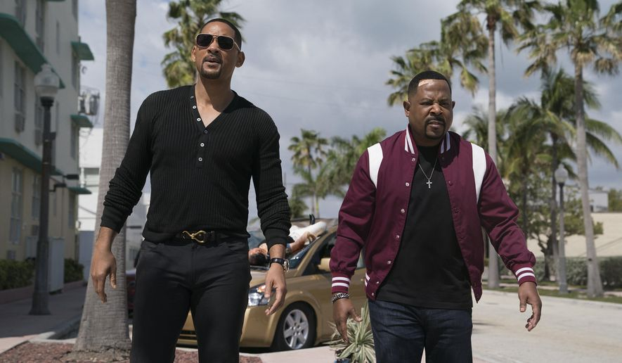 'Bad Boys For Life' tops North American box office for third weekend in a row