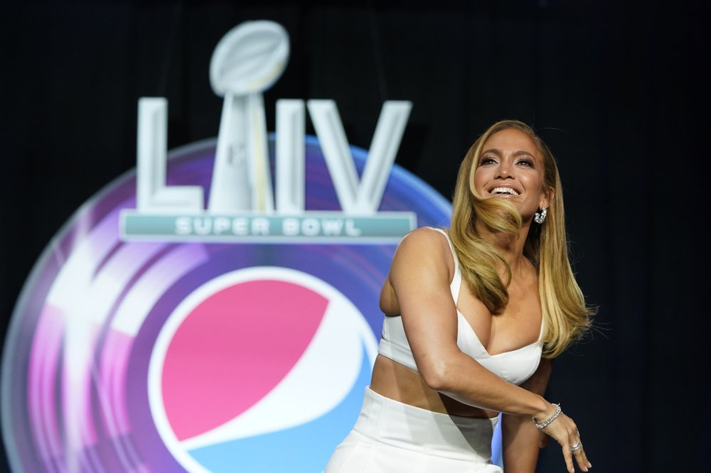 Waiting for tonight: J. Lo on performing at the Super Bowl