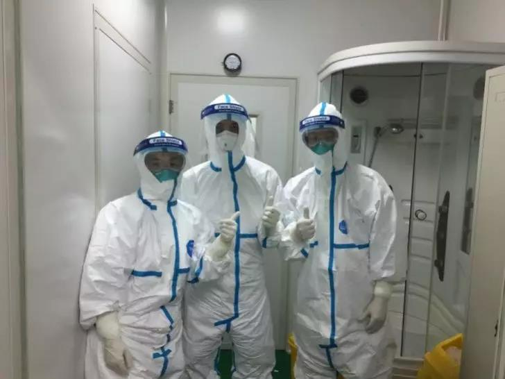 83 experts arrive in Hubei to assist at labs to detect coronavirus infections