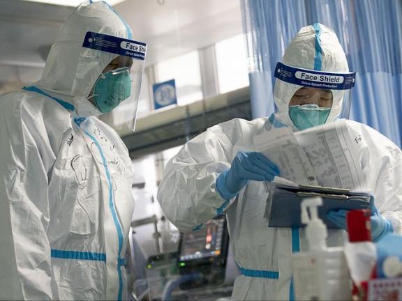 Xi chairs leadership meeting on epidemic control
