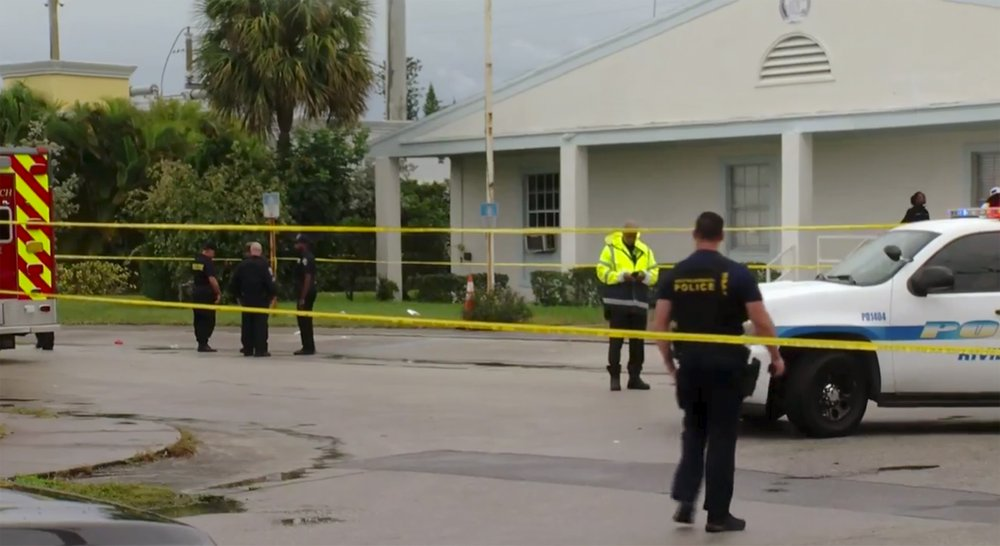 Police: 2 dead, 1 wounded in shooting after Florida funeral