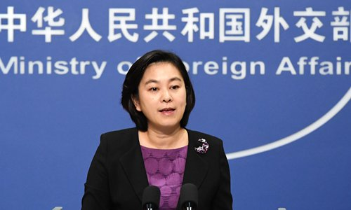Two Chinese novel coronavirus patients in Russia under treatment: FM spokesperson
