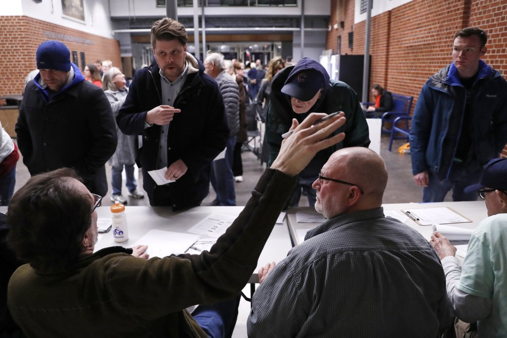 Iowa caucuses underway, kicking off 2020 US presidential primary