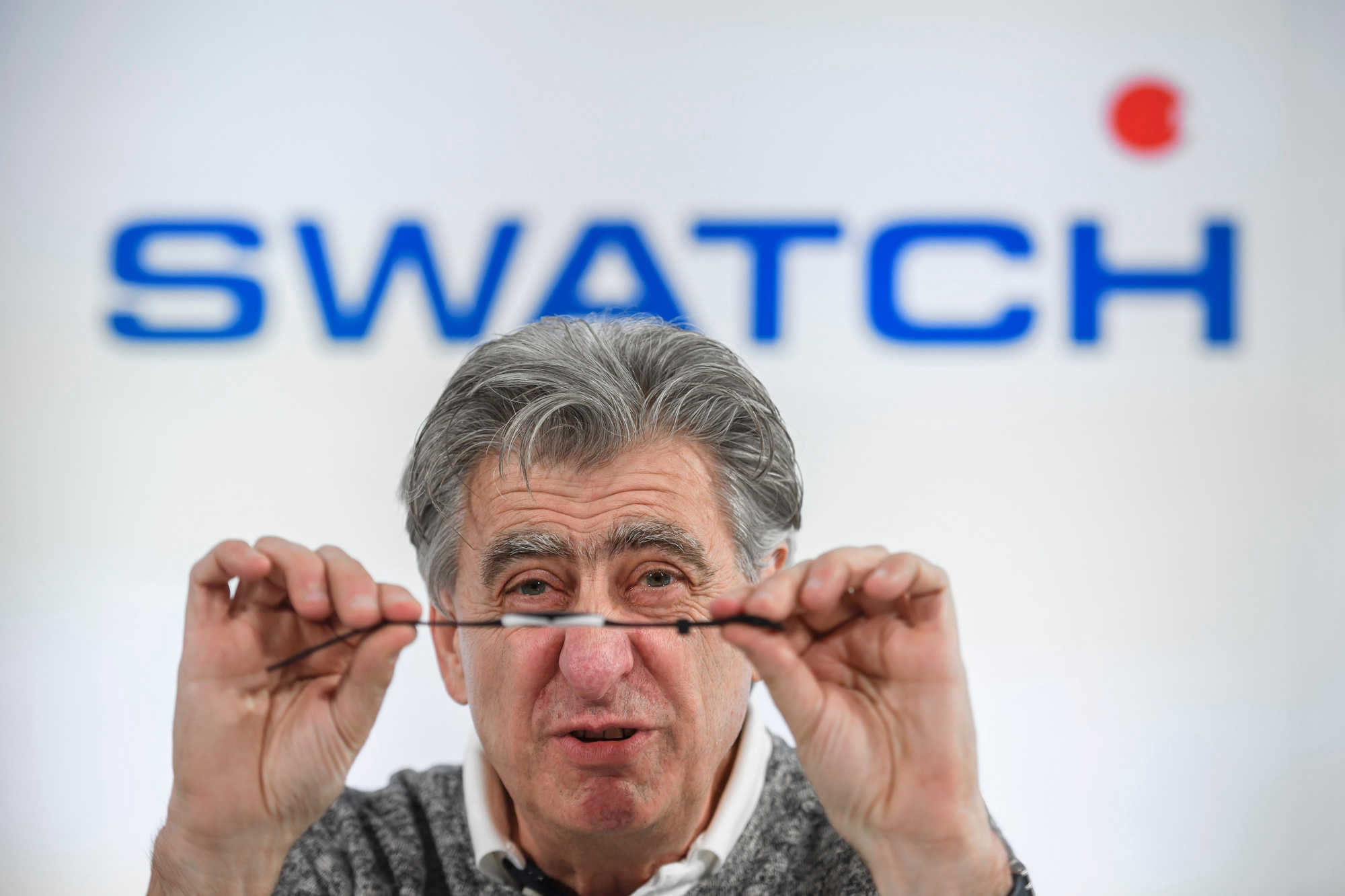 Swatch cancels Zurich trade show over China virus
