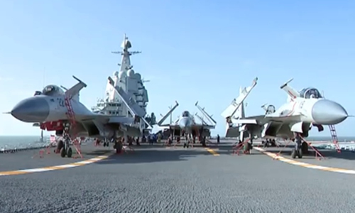 Safety prioritized for aircraft carrier, fighter jet developers amid virus outbreak