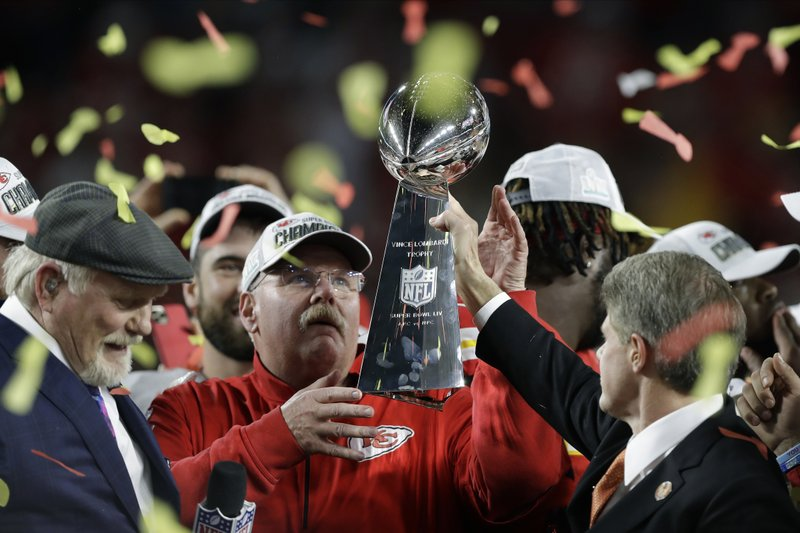 After Super Bowl win, Chiefs already eyeing repeat next year