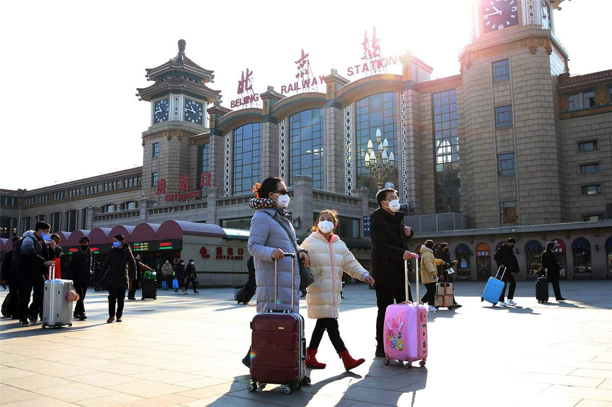 What does the Spring Festival travel rush mean for coronavirus-hit Wuhan?