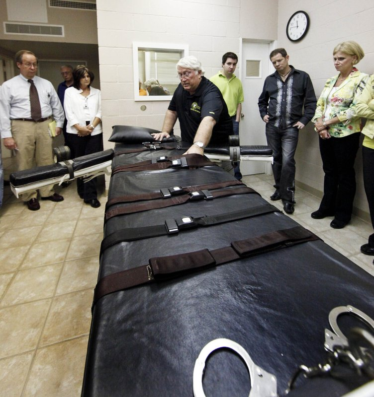 Louisiana executions stall for a decade amid legal quandary