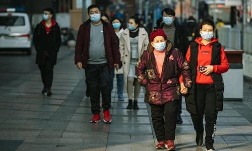 Shanghai Jewish community donates masks for the city's elderly