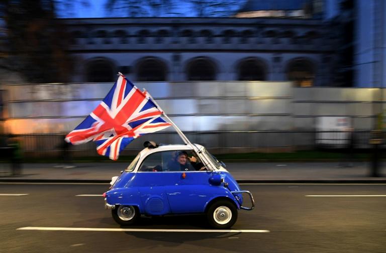 Britain's Johnson to detail tough stance in EU trade talks