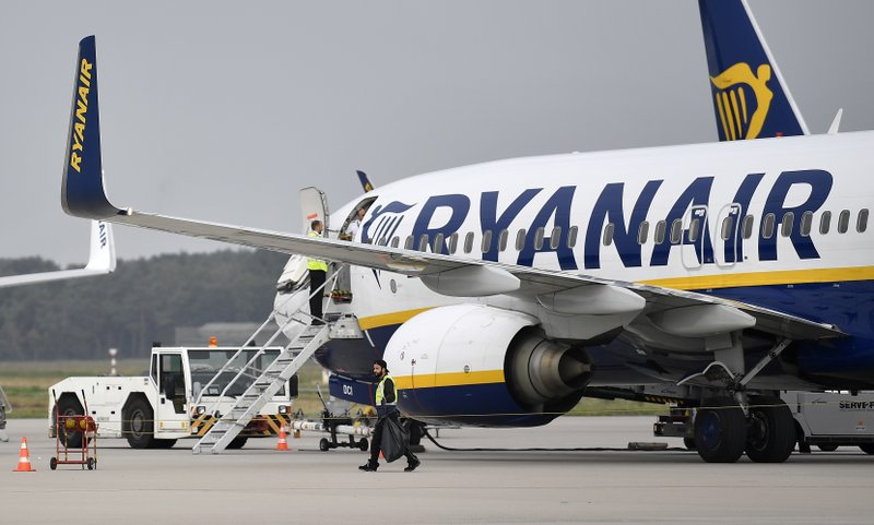 Ryanair delays growth targets due to Boeing Max jet trouble
