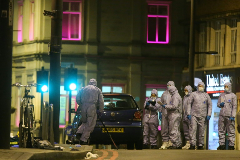 UK vows action after police kill 'convicted extremist' in terror stabbing