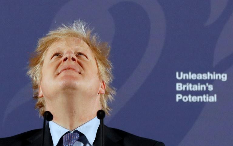 Johnson, Barnier trade blows over post-Brexit ties