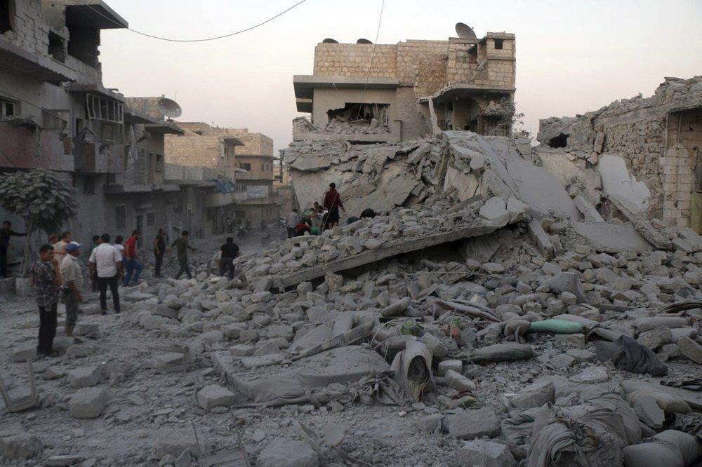 Erdogan, Putin hold phone talk over Syrian forces' attack in Idlib