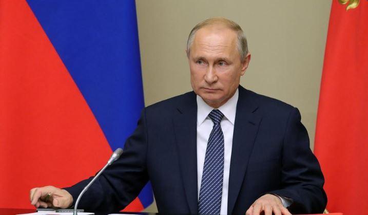 Putin encourages China to fight against novel coronavirus