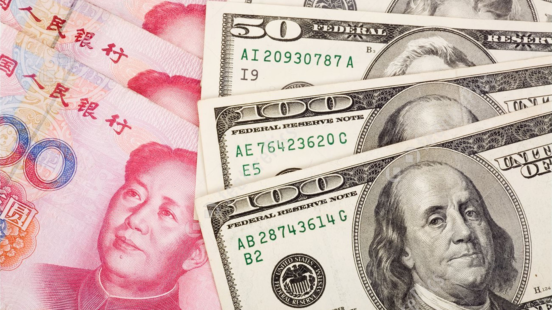 Chinese yuan weakens to 6.9823 against USD Wednesday