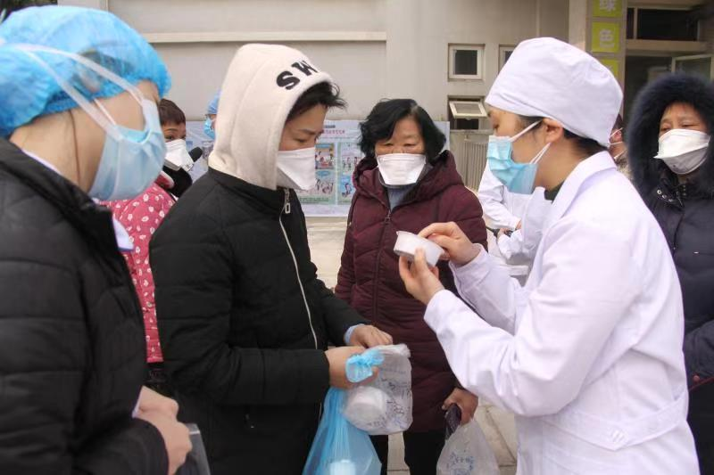 Chinese city applies AI to help with coronavirus prevention