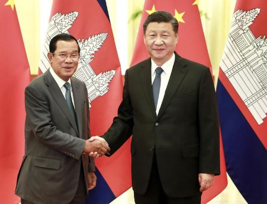 Cambodian PM's special China tour demonstrates unbreakable friendship: Xi