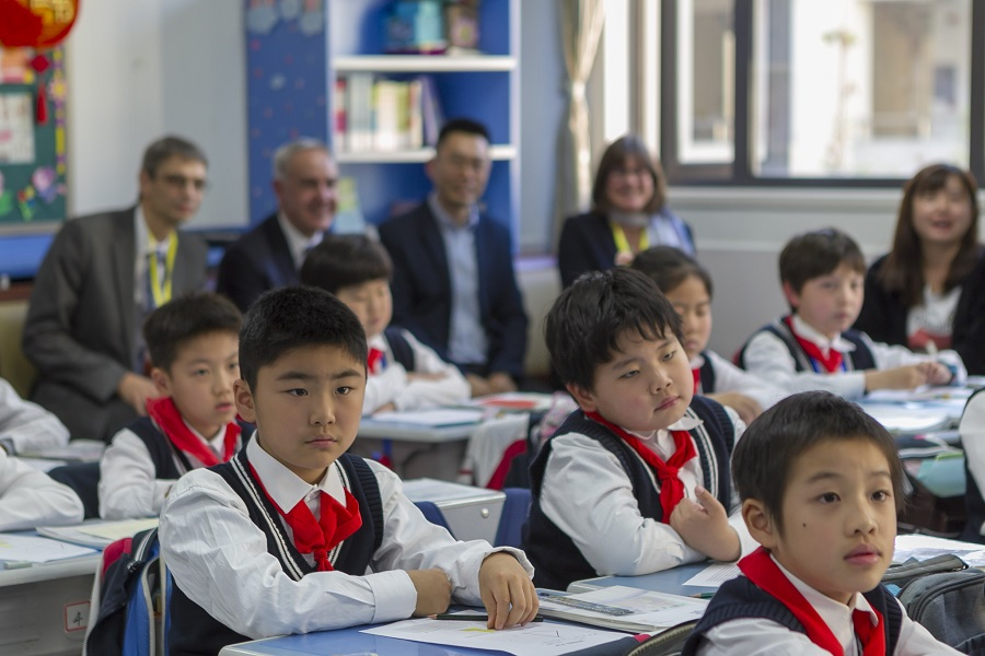 Division over state school plan to target Chinese students