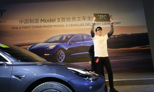 Tesla to delay delivery of some Model 3s made in its Shanghai factory