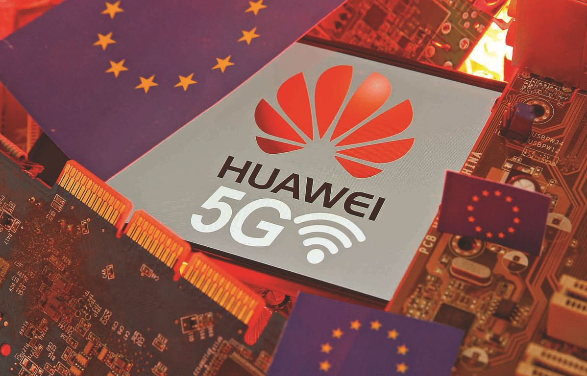 Huawei welcomes European decision with investment pledge