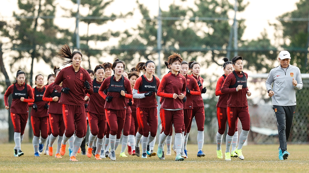 China's women's football team to join Olympic qualifiers as quarantine ends