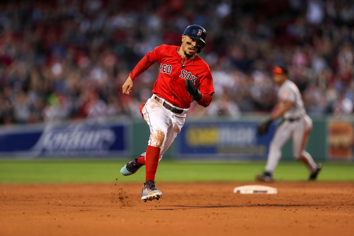 Dodgers upgrade with blockbuster Betts