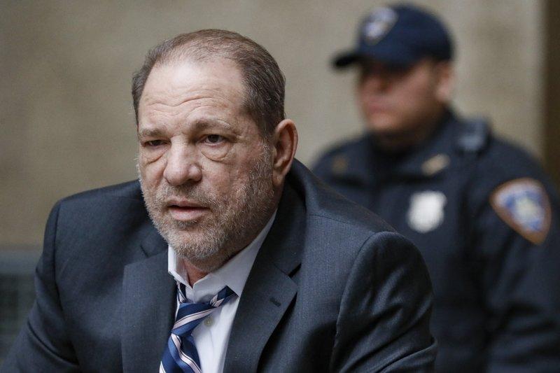 Prosecutors rest case in Harvey Weinstein's rape trial
