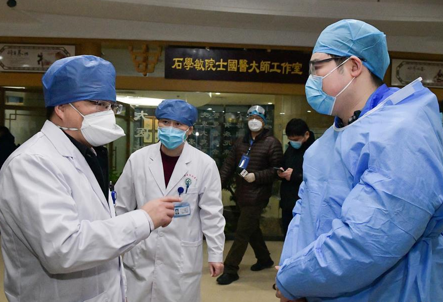 China reports 3,143 new confirmed cases of novel coronavirus infection, 73 new deaths, 1,540 discharged from hospital