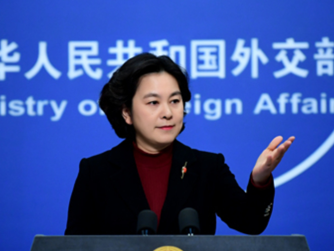 China refutes US official's claims of China 'stealing Africa's genomic data'