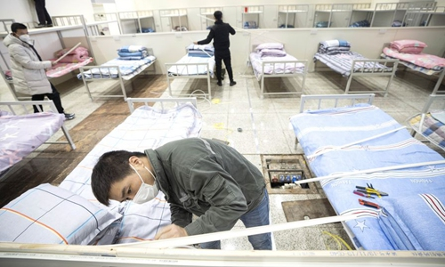China deserves praise, not ill will, for efforts to curtail spread of coronavirus