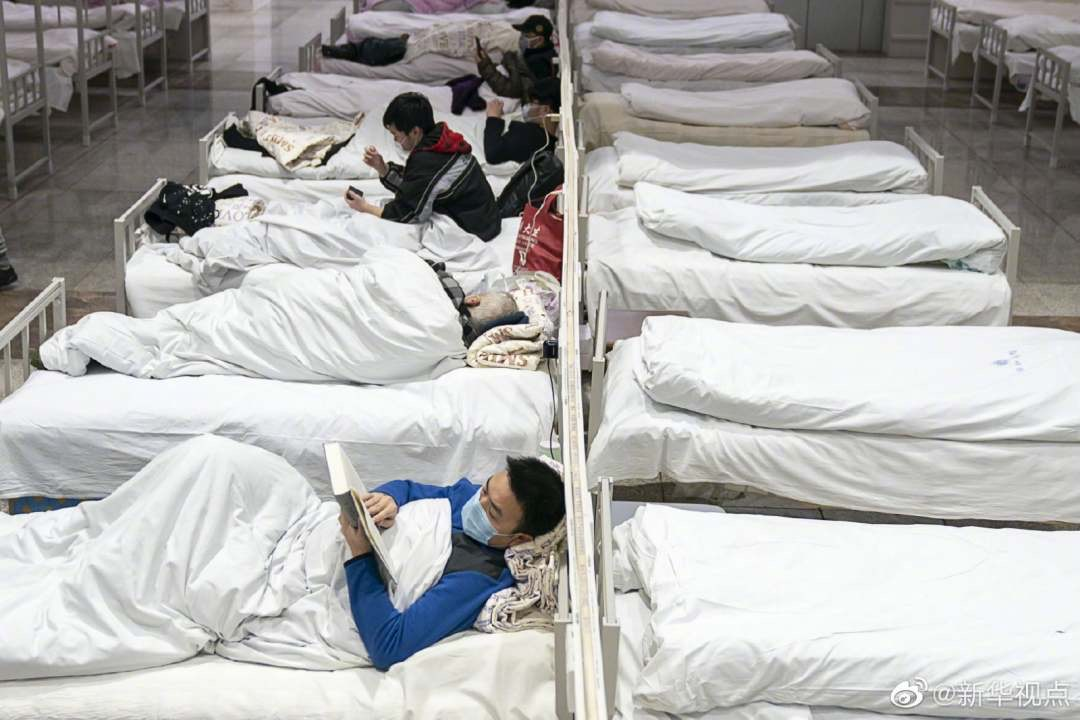 Temporary hospitals in Wuhan effective against virus infection: official