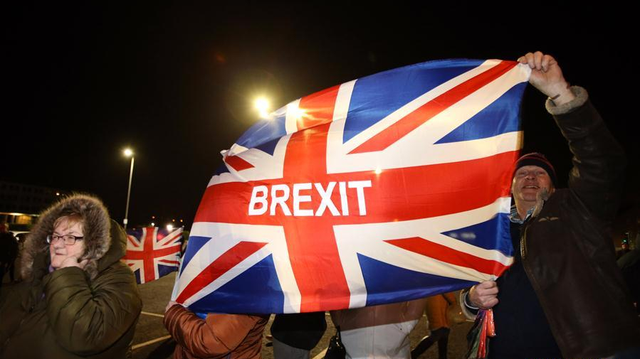 Brexit will never be done