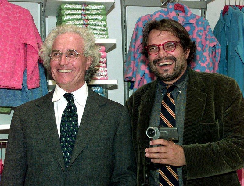 Benetton fires famed photographer over insensitive remarks