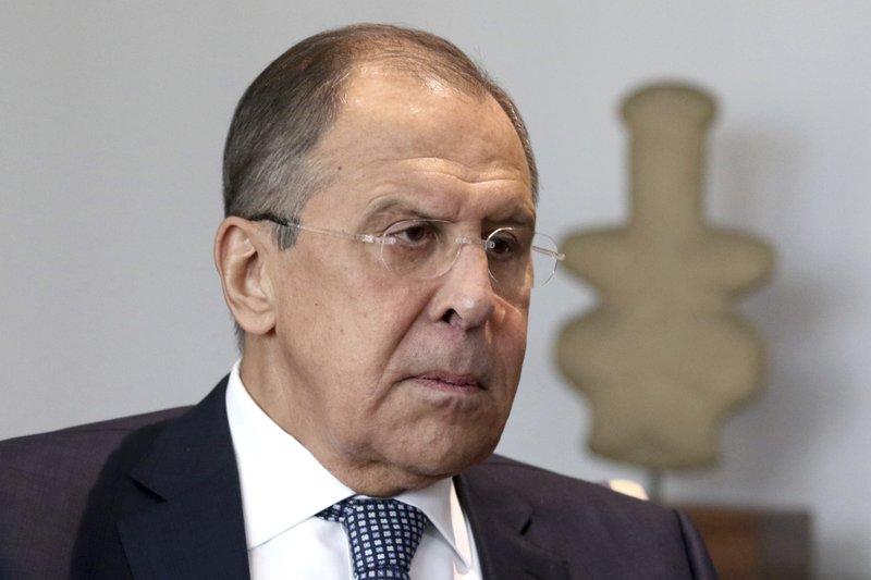 Russian FM arrives in Venezuela on official visit