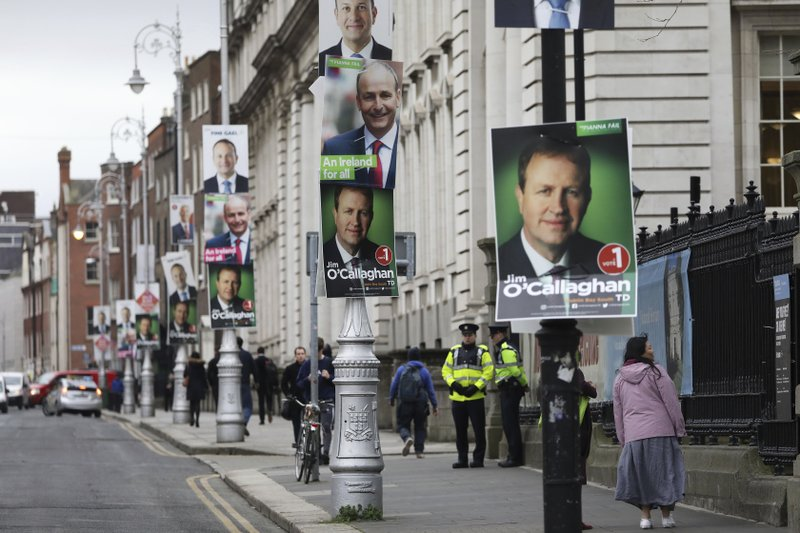 Irish voters frustrated by economy choose next leader