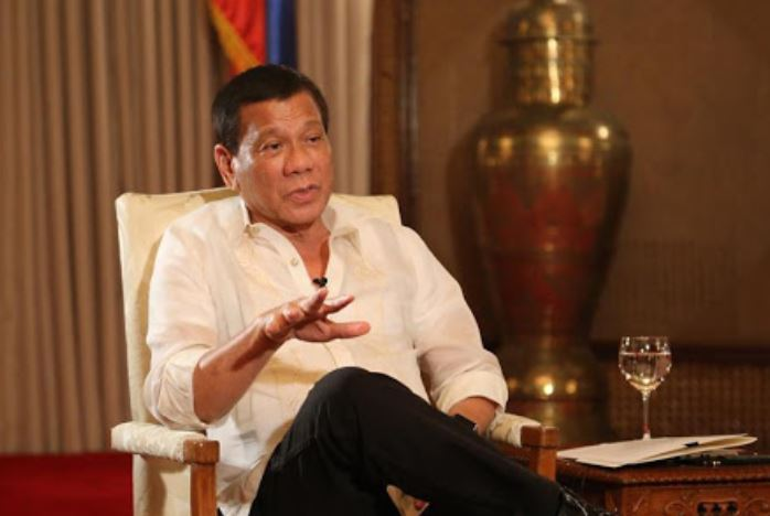 Philippines' Duterte orders termination of military agreement with US