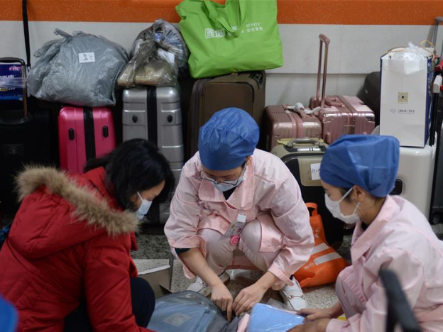 China strengthens medical product supervision amid virus outbreak