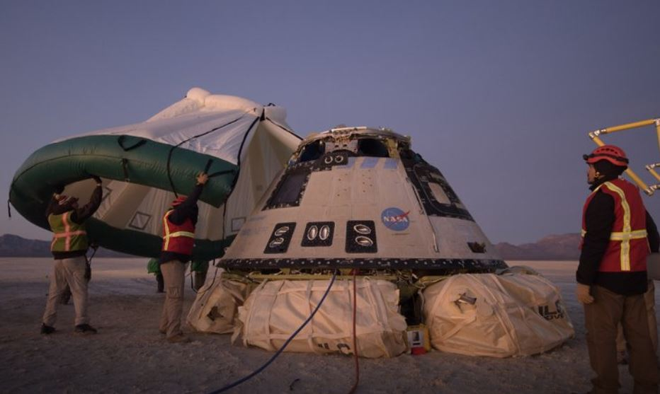 Defective software could have doomed Boeing's crew capsule