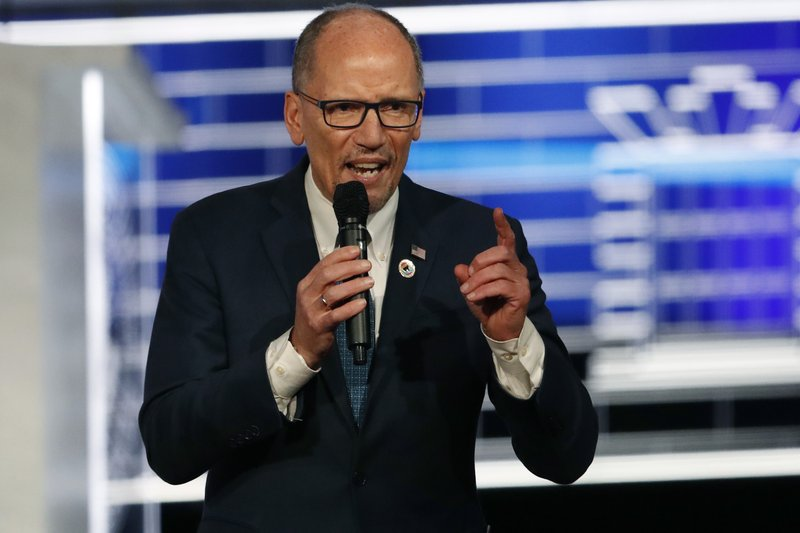 DNC chair calls for 'recanvass' of Iowa results after delays